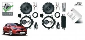 Głośniki dedykowane do samochodów Renault