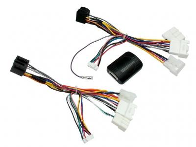 Adapter do sterowania z kierownicy Toyota Avensis, Corolla, RAV4, Yaris. Wzmacniacz JBL CTSTY00CAMP