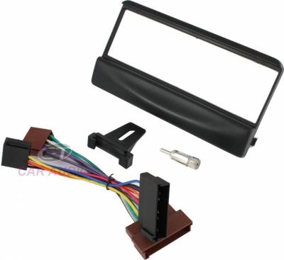 Zestaw Ford Escort Transit ramka +złącze+adapter antenowy