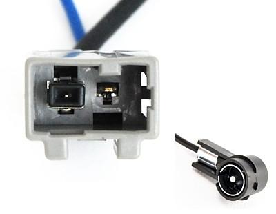 Adapter antenowy Honda,Suzuki,Mazda > GT13 > ISO (m)