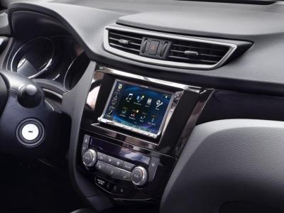 Ramka radiowa 2 DIN Nissan Qashqai (J11), X-Trail (T32) 2014->