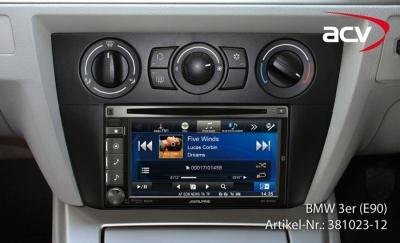 Ramka radiowa 2 DIN BMW E90 2006-2014
