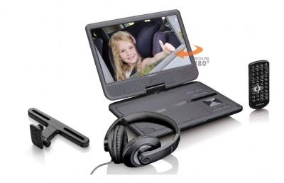 Lenco DVP-947BK Odtwarzacz DVD z 9