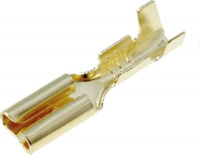 Konektor płaski żeński nieizolowany 2,8mm (0,5-1mm2)