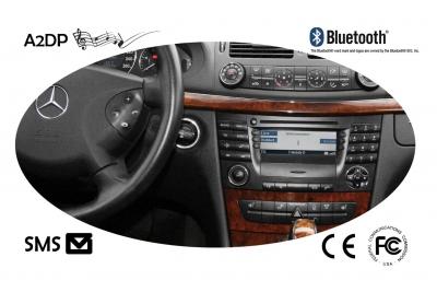 FISCON Zestaw głośnomówiący Bluetooth Mercedes Audio 20 APS i COMAND 50