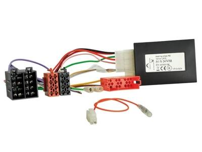 Adapter do sterowania z kierownicy Volvo radia Zenec