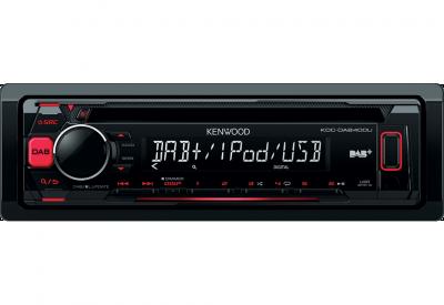 Radio samochodowe Kenwood KDC-DAB400U