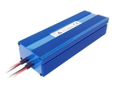 Przetwornica napięcia 10÷20 VDC / 24 VDC PU-500H 24V 500W Wodoszczelna