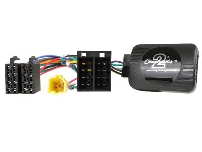 Adapter do sterowania z kierownicy Renault Clio, Megane, Scenic, Laguna, Trafic, Nissan Primastar 2005-> CTSRN005.2