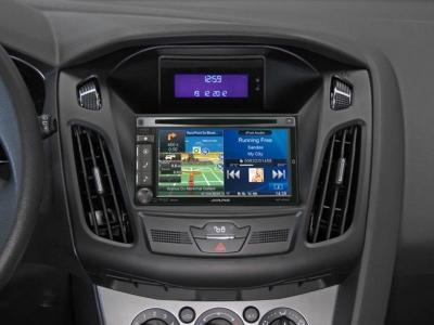 Ramka radiowa 2 DIN Ford Focus (DYB) 01/2011 - 2014