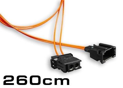 Przedłużacz światłowodowy 260 cm