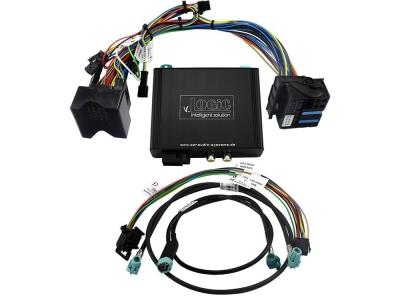 Interfejs do podłączenia kamery przód, tył Mercedes Comand Online NTG4.5/Audio 20 NTG4.5