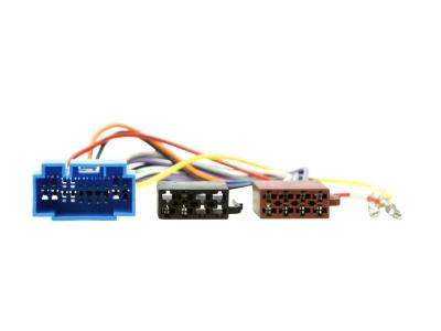 Adapter; Acura, Fiat, Honda, Opel, Suzuki; ISO