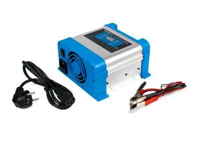 Ładowarka sieciowa 12 V do akumulatorów BC-20 PRO 20A (230V/12V) LCD 7 stopni ładowania
