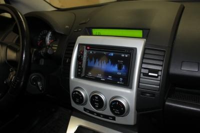 Ramka radiowa 2 DIN Mazda 5 (CR1) 06/2005 - 09/2010