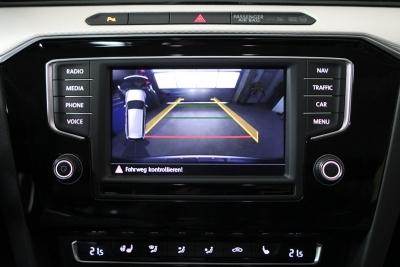 Kompletny zestaw kamery cofania do VW Passat B8