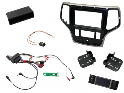 Zestaw montażowy 2 DIN Jeep Grand Cherokee 2014->