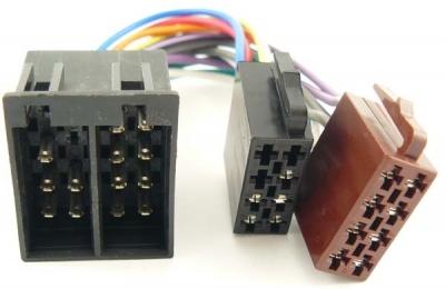 Wtyk ISO 2x8 - gniazdo ISO 16 (13 pin )