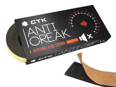 CTK AntiCreak - do redukcji skrzypienia plastików