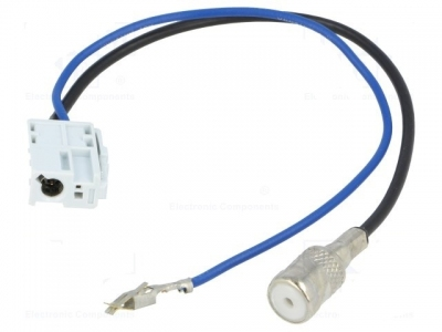 Gniazdo antenowe do radia fabrycznego Honda Accord 2008-> ISO