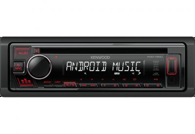 Radio samochodowe Kenwood KDC-130UR