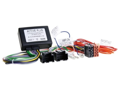 Adapter do systemów aktywnych Saab 9-3, 9-5