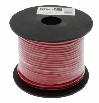 SINUSLIVE Kable zasilające LgYs 1,5qmm/cena na metry czerwony