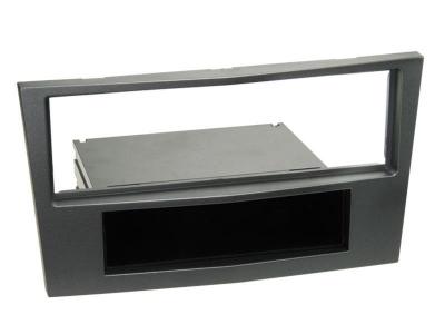 Ramka radiowa 1 DIN Opel Antara, Astra H, Corsa D, Zafira B 2004 -> charcoal metallic