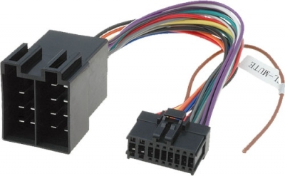 Złącze Pioneer DEH-P80MP,KEH-P6900R,DEH-P9300R ISO
