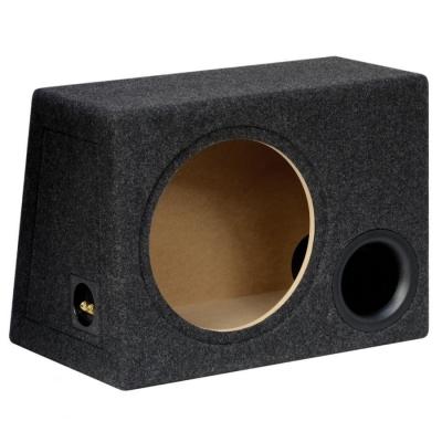 Obudowa MDF bassreflex, głośnik 12