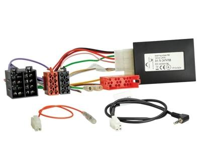 Adapter do sterowania z kierownicy Volvo radia JVC