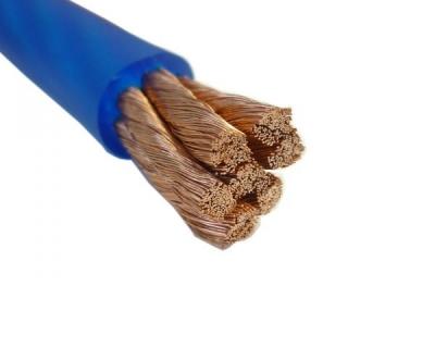 Kabel DIETZ OFC, 50 mm2, niebieski 99,99% miedź