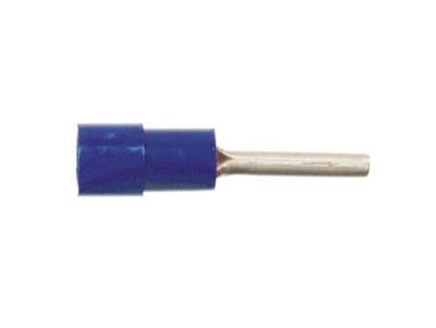 Końcówka tulejkowa izolowana 1,5 - 2,5 mm² niebieska
