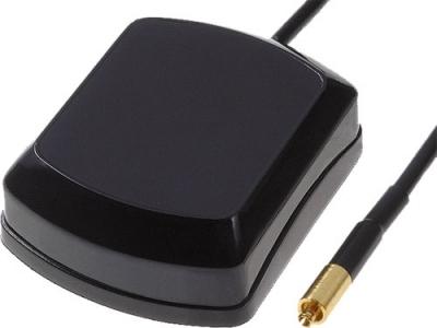 Antena GPS.Przewód 5m.Wtyk MC-CARD