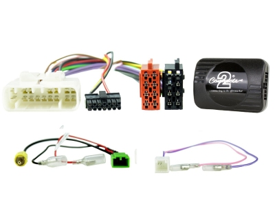 Adapter do sterowania z kierownicy Isuzu D-Max, Chevrolet Colorado 2012 ->