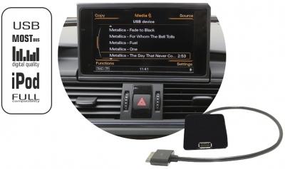 Interfejs USB AUDI AMI-V6 MMI 3G,3G+