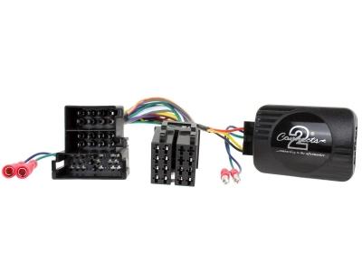 Adapter do sterowania z kierownicy Fiat Ducato 2015-> CTSFA016.2
