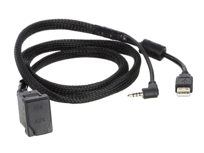 Adapter USB Toyota Yaris (XP150) 2014->