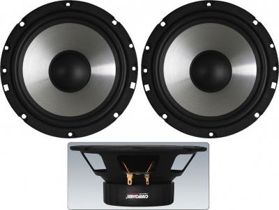 Głośniki samochodowe MONACOR CRB-165PS