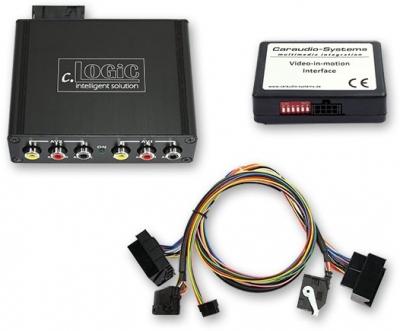 Interfejs Audio Wideo, DVD, DVB-T z TV-FREE VW, Skoda,Seat RNS510, Columbus, trinax