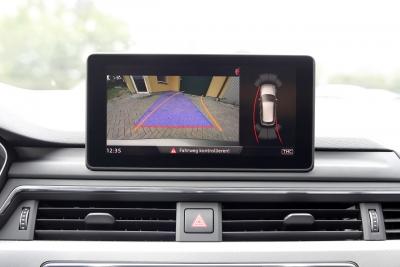 APS Advance - kamera cofania do Audi A4 8W