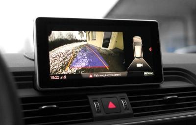 Kompletny zestaw kamery cofania dla Audi Q5 FY