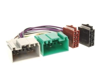 Adapter Volvo S40 S60 S70 S80 V40 V70 na ISO