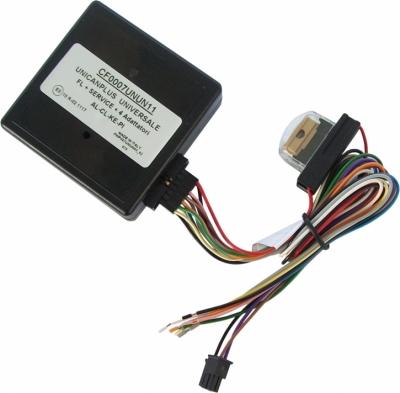 Uniwersalny adapter do sterowania z kierownicy Unican Plus