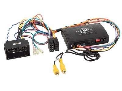 Infoadapter + sterowanie z kierownicy Fiat 500L, 500, Ducato 2014 ->