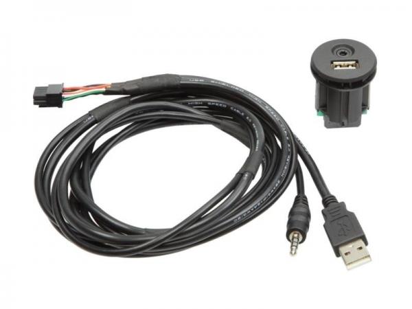 Adapter AUX/USB zamiennik Nissan Micra,Qashqai,Navara,Note