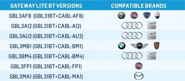Cyfrowa zmieniarka Dension Bluetooth,USB,iPod,iPhone,AUX - BMW E46,E38,E39,X3,X5