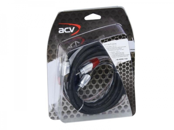 ACV OVATION Cinch-Kabel 150 cm 30.4990-150