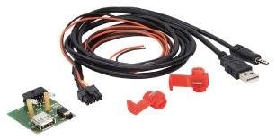 Adapter AUX/USB zamiennik SsangYong Rexton 2012->