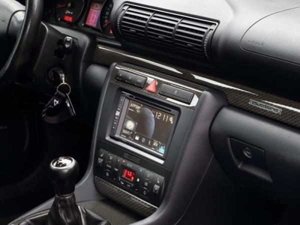 Ramka radiowa 2 DIN Audi A4 (B5) 1999 - 2001 Radio Symphony